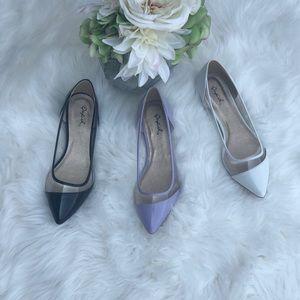 Shoes - Slip on flats